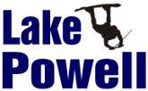 House Boating Lake Powell Logo
